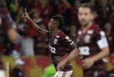 Futbolo rungtynėse Brazilijoje užfiksuotas naujas greičio rekordas