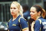 Lietuvos stalo teniso rinktinės brausis į Europos čempionatą