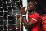 """P.Pogbai greičiausiai teks praleisti rungtynes su """"Arsenal"""""""