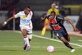 """""""Nancy"""" rungtynių pabaigoje sugebėjo nugalėti PSG   (VISI REZULTATAI)"""