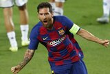"""""""Sky Sport"""": L.Messi lieka """"Barcelonoje"""" ir apie tai oficialiai praneš jau netrukus"""