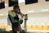 Šaulys K.Girulis Universiadoje užėmė 6-ą vietą (papildyta)