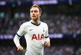 """Naują kontraktą siūlantys """"Tottenham"""" planuoja padvigubinti Ch.Erikseno atlyginimą"""