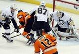 NHL Rytų konferencijoje tęsiasi arši kova dėl kelialapių į atkrintamąsias varžybas
