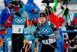 T.Kaukėnas olimpiadoje pasiekė geriausią rezultatą nepriklausomos Lietuvos biatlono istorijoje!