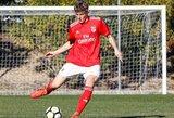 """Benfica"" nariu tapęs V. Armalas: ""Pradedu jaustis tikra komandos dalimi"""