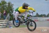 G.Pabijanskas pakilo aukštyn BMX dviratininkų reitinge