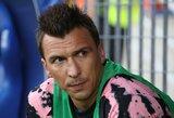 """""""Serie A"""" autsaideriai pradės derybas su M.Mandžiukičiumi ir M.Balotelli"""
