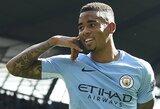 """Jokio pasigailėjimo: pirmose pusfinalio rungtynėse """"Manchester City"""" sutrypė trečios lygos komandą"""