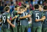 Vokietija pasaulio čempionato atrankoje startavo triuškinančia pergale