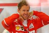 """""""Ferrari"""" pateikė pasiūlymą S.Vetteliui, F.Alonso į komandą nebegrįš"""