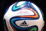 Pusfinalio rungtynėms – specialus futbolo kamuolys