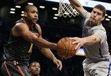 B.Lopezo lemiamas blokas tapo gražiausiu NBA dienos momentu