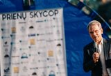 """""""Skycop"""" naujasis prezidentas - M.Lukauskio uošvis"""