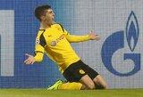 """""""Borussia"""" talentas: """"Negalėčiau taip pasielgti ir persikelti į """"Bayern"""""""