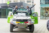 """Penktadienį startuoja """"Agrorodeo"""" Dakaro komandos turas per Lietuvą"""