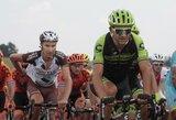 G.Bagdonas priešpaskutiniame dviračių lenktynių Lenkijoje etape buvo toli nuo lyderių