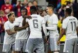 """Į Europą sugrįžę """"Man United"""" sutriuškino Norvegijos klubą"""