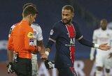 M.Pochettino prabilo apie Neymaro vaidmenį PSG ekipoje