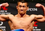 Pinigus už tyčinį pralaimėjimą paėmęs ir savo žodžio netesėjęs UFC kovotojas sės į kalėjimą