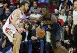 NBA dienos dešimtuko laurus susižėrė puikūs gynybiniai epizodai