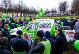 """Savaitgalį """"Agrorodeo"""" Dakaro komanda iškeliauja į turą per Lietuvą"""