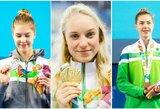 Jaunimo olimpiadoje Lietuva aplenkė kitas Baltijos šalis, dominavo Rusija