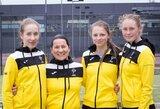"""Šiauliuose vyksiančiame """"FedCup"""" turnyre – ir pirmojo WTA reitingo šimtuko tenisininkės"""