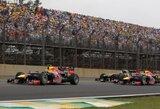 FIA patvirtino: S.Vettelio lenkimas prieš J.E.Vergne'ą yra legalus