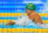 R.Meilutytė iškovojo pirmąjį pasaulio taurės varžybų medalį Olandijoje!