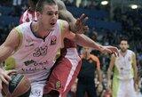 """Lietuviai taškų neįmetė, bet """"Unicaja"""" įveikė """"Real"""" ekipą"""