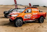 4 faktai dėl kurių Dakaras Saudo Arabijoje – puiki žinia lietuviams