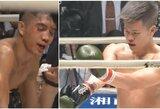 """""""Rizin 15"""": T.Nasukawa nokautavo M.Pacquiao palaikomą filipinietį, J.Prochazka iškovojo pirmąjį čempiono diržą"""