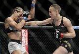 Tik techninė klaida? UFC trumpam paskelbė apie trečią R.Namajunas ir J.Jedrzejczyk kovą