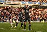 """Varžovų klaida nepasinaudojo: """"Leicester City"""" patyrė pralaimėjimą"""