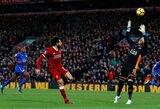 """Traumas išsigydę M.Salah ir D.Sturridge'as pradėjo treniruotis su """"Liverpool"""" komanda"""