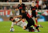 """Ispanijoje nelaimėję """"Atletico"""" ir toliau barsto taškus"""