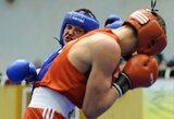 Vilniuje prasidėjo Lietuvos vyrų ir moterų bokso čempionatas