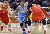 """Per sezoną tris komandas pakeitęs J.Nelsonas nusprendė nepratęsti sutarties su """"Nuggets"""""""
