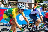 Pasaulio dviračių plento čempionate Jungtinėje Karalystėje – septyni lietuviai