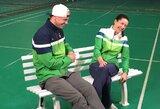 """Stipriausia Lietuvos badmintonininkė A.Stapušaitytė: """"Kol kiti norėdavo tiesiog pažaisti, aš norėjau būti pirma"""""""