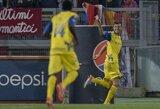 """""""Chievo"""" paskutinę minutę įveikė be T.Švedkausko žaidusią """"Roma"""""""