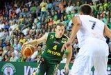 KONKURSAS: atspėkite Lietuvos – Belgijos rungtynių nugalėtoją ir taškų skirtumą bei laimėkite prizus! (nugalėtojai)