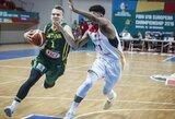 Lietuvos jauniai sėkmingai baigė pasiruošimą Europos čempionatui
