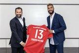 """""""Bayern"""" įsigijo buvusį PSG žaidėją ir iš """"Juventus"""" išsinuomojo D.Costą"""