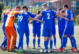 """FK """"Vilniaus"""" pasaka sirgaliams tęsiasi: sutriuškino lygos lyderį """"Džiugą"""""""