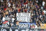 """PSG fanų atkirtis klubą palikti siekiančiam Neymarui: """"Nešdinkis, kalės vaike"""""""