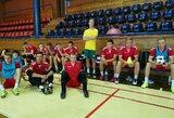Geriausi Lietuvos futsal žaidėjai tobulės specialiame centre