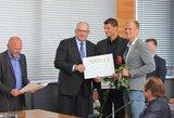 Europos čempionato medalius parvežusiems Lietuvos irkluotojams – netikėta Vilniaus savivaldybės dovana