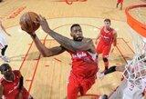 NBA dienos epizodu tapo greita B.Griffino ir D.Jordano ataka